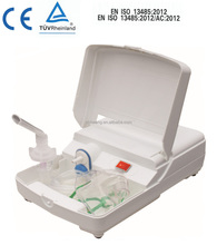 Air compressed compressor nebulizer with no oil,the piston pump