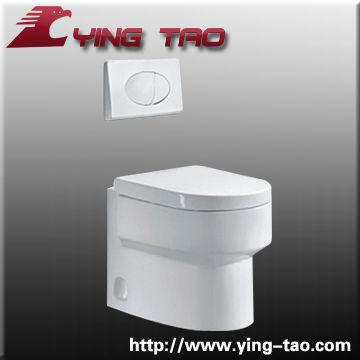 Qualit alto p trappola sanitari in ceramica wc stanza da bagno ciotola set accessori cassetta - Accessori bagno in ceramica da incasso ...