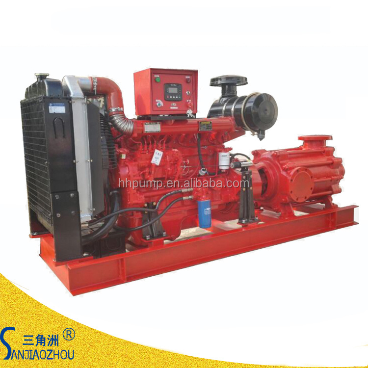flow rate 46 m3/h lift head 300m diesel pump malaysia