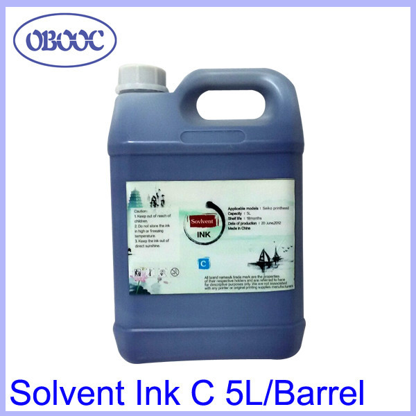 Banner Printing <strong>Solvent</strong> Ink For Konica 512 LN 14 PL Nozzle Ink