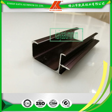 Aluminum Extrusion for Kitchen Cabinet Door Construction 6063-t5 profile