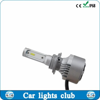 2017 Top Selling!!! High Power Good Quality Led head lamp H1 H3 H7 Auto Car LED headlight led