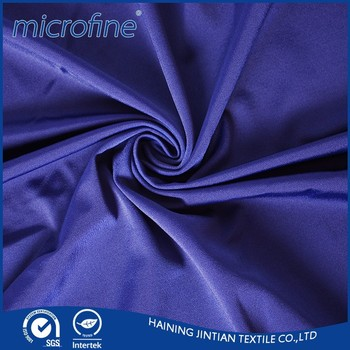 single jersey space dyeing nylon polyester spandex fabric for sportswear