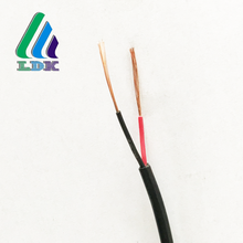Bend resistant scratch-resistant ground insulation thermoplastic low voltage cables used in airbag devices