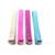 Adjustable cotton webbing yoga strap