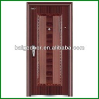 steel door window insert BG-S9015