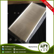 Cabin air filter for fiat car CU3847 1497497080