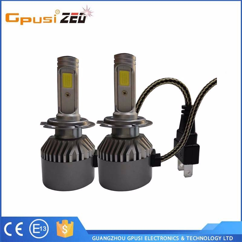 High brightness auto parts 6000LM CREEs XHP50 G8 Car LED Headlight h4 h11 h7 9005 9006 9012 9007 conversion