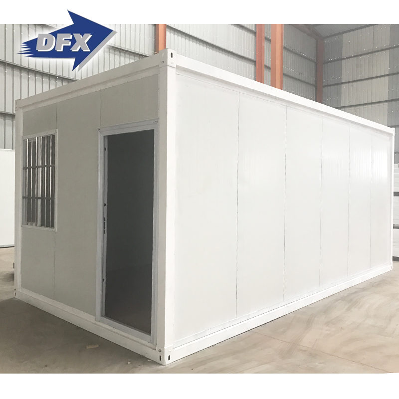 Low Cost Ready Made Two Story Prefabricated Container House