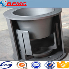 high purity graphite mould for glass smelting