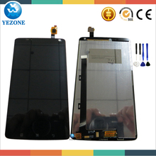 Original New LCD Screen For Lenovo S930 LCD Touch Screen, LCD Digitizer For Lenovo S930 Parts with tools