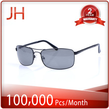 Custom Promotion Metal Sunglasses High Quality Super Square Eyewear Men Sunglasses