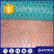 13mm Green Hexagonal Wire Netting Mesh