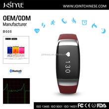 Heart rate monitor and ecg bracelets fitness smart wristband