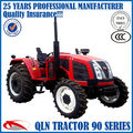 High quality QLN1004 100hp YTO engine mini farmtrac tractors with ce certification