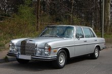 Mercedes Benz 280SEL 4.5 Classic model