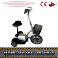 Mini Personal Outdoor Folding Electric Scooter 3 Wheelselectric scooter with seat for adults