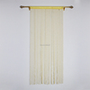 European style embrodery decorative fringe string curtain design