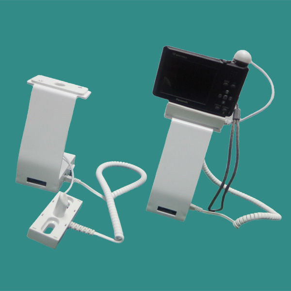 digital camera security alarm mobile phone desk stand holder
