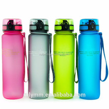 1000ML BPA free Water Bottles Adult Sports cycling climbing travel camping Hiking Shaker outdoor Bottle
