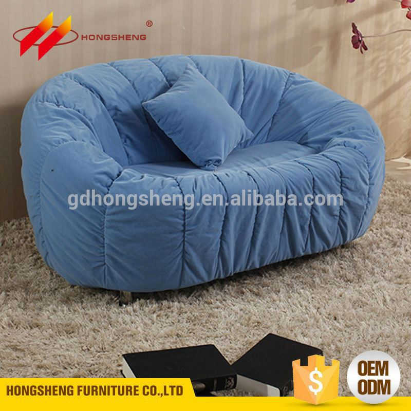 leisure sofa round single couch