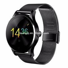 New design android wear smartwatch 3g gps smartwatch phone bluetooth fashion watch mobile phone