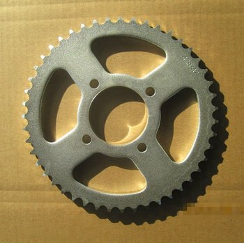 ex5 motorcycle parts and sprocket