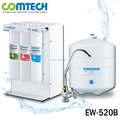 5-Stage Pure Reverse Osmosis Water Purification System