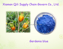 Herbals extract food ingredients Gardenia extract blue powder