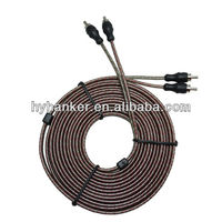 high grade amplifier dvd connecting 2 rca audio cable