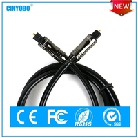 New design high quality male to male vedio cable optical audio line 1M