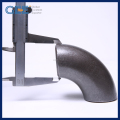90 Degree LR A234 WPB Carbon Steel Seamless pipe elbow