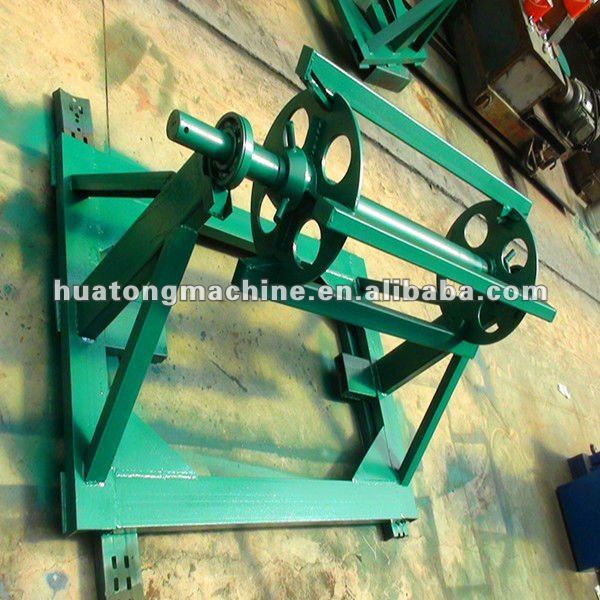 Simple Manual Steel Decoiling Machine