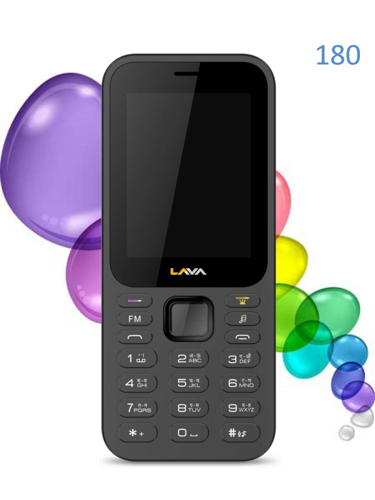 OEM 2.4 inch GSM Low cost Feature Phone Bar Type Quad Band Dual Sim Card Memory Camera Big Battery Power Basic Phone 180B