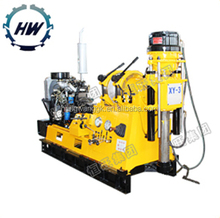 200M Core Drilling Rigs / Hydraulic Exploration Water Well Drilling Machine / Diesel Power Drilling