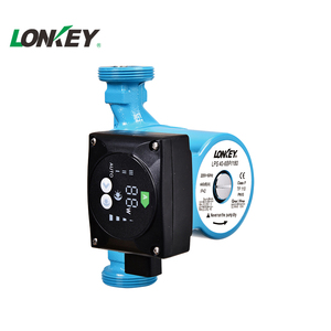 Small central heating hot water pressure boosting circulating pump