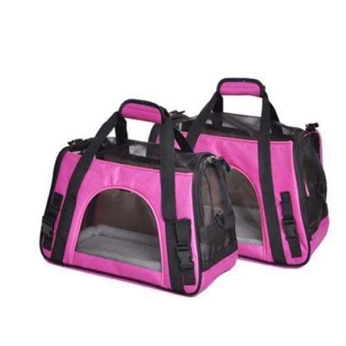 foldable Pet Carrier for Small Dogs, Cats & Pets - Soft-Sided Pet Carrier