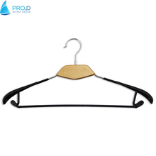 Black High-grade Clothing Store New Hanger Plastic Women's Non-slip Plastic Hangers