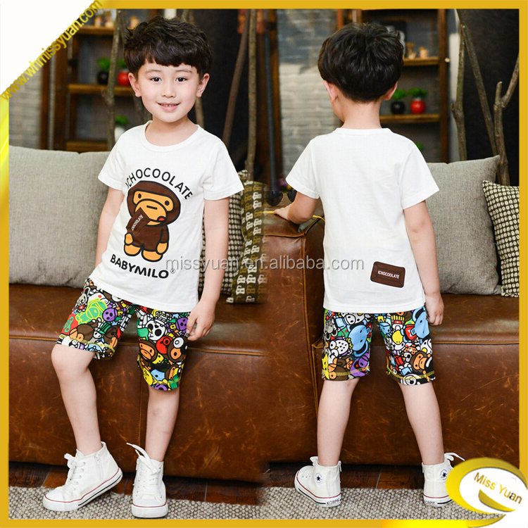 Hot selling cool T-shirt for boys/boy children's clothing/children's t-shirts