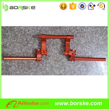CNC high quality types of motorcycle handlebars, handlebars motorcycle