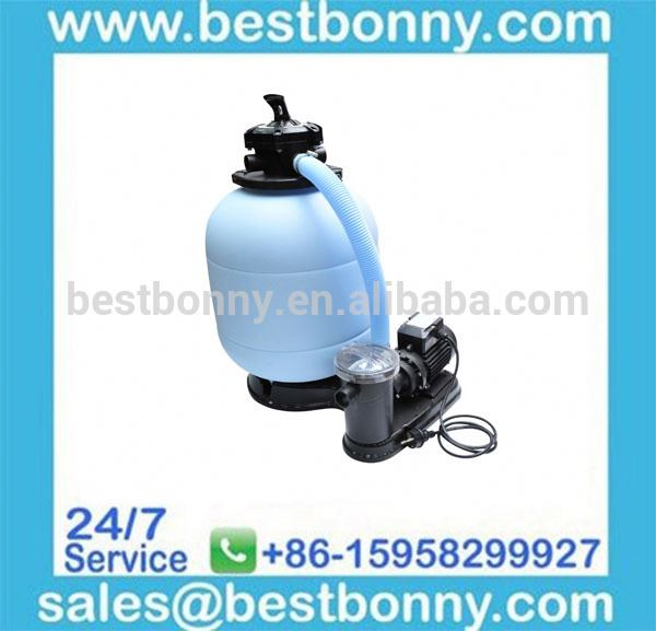 Environmental friendly automatic sand filter