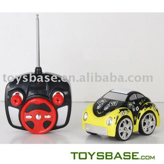 Radio control 4CH mini electric car toy