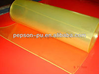 Polyurethane Rubber Sheet