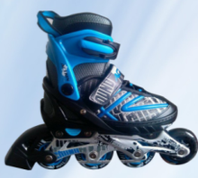 ACTION brand In-line Skate PW-153-14 Kids Shoes Light Up Roller Skate Wheels The Skate Shoes