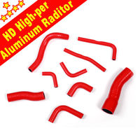 AUTO RACING AUTOMOTIVE SILICON HOSE KIT FOR NISSAN 300ZX Z32 FAIRLADY SILICONE RADIATOR HOSE KITS
