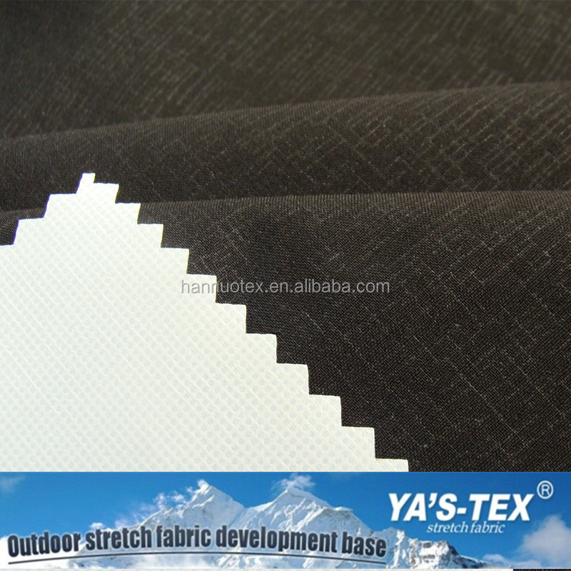 High quality PTFE coated stretch nylon spandex swimwear fabric