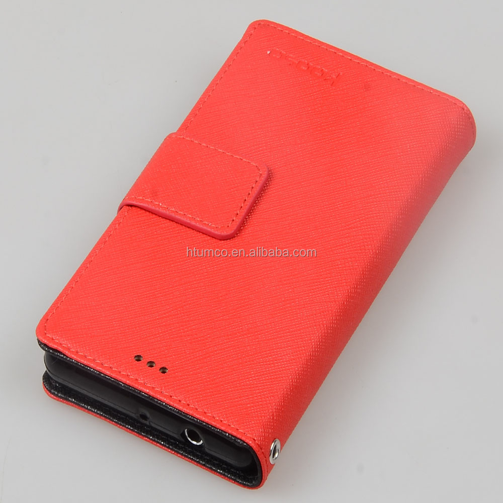 Best selling Kooso Korean colorful Koo Book PU case for Samsung Galaxy S4 GT-I9500