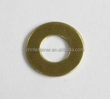 DIN125 Yellow zinc Flat washer
