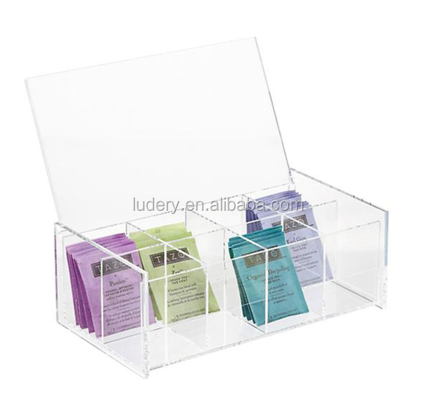 Custom clear solid large acrylic display cube