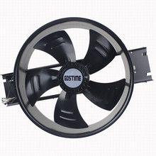 Gdstime 12 Inch 30cm Fireproof Temperature AC 300MM Exhaust Fan